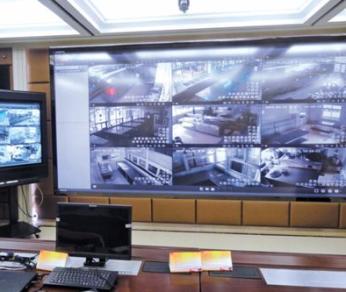 咸宁专业监控安装