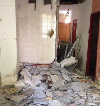 贵阳室内拆除室内墙体拆除