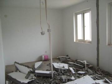 贵阳楼板拆除房屋拆除