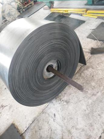 井下用668钢丝绳输送带厂家直销