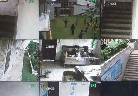通山安防监控防盗报警系统安装