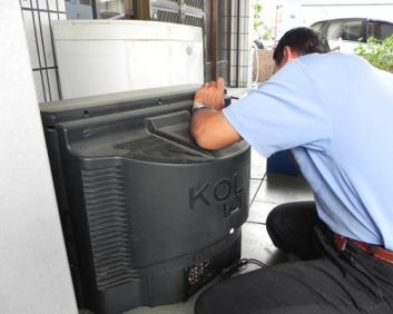 广元家电维修 抽油烟机滤网怎样清洗