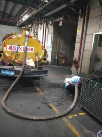 管道疏通清理中高压清洗机的作用