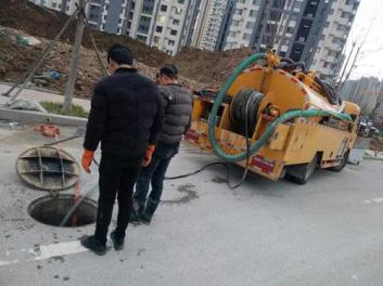 郑州化粪池清理 清洗工作的防护处理