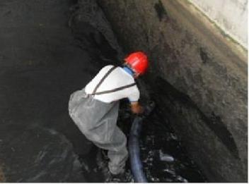 郑州管道封堵 相关清洗的原理
