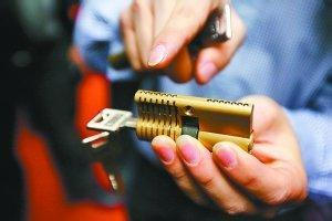 烟台指纹锁安装电话 A级锁和B级锁的区别大吗