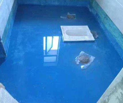 鹰潭卫生间防水补漏如何处理?