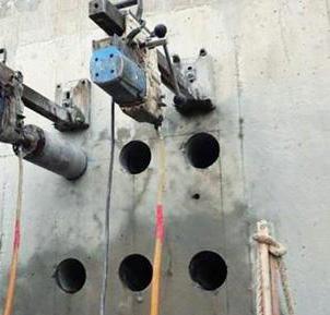 成都专业拆除切割各类混凝土建筑物