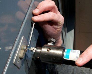 金华开指纹锁 锁芯的等级有哪些