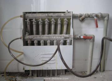 张店的地暖疏通公司找谁 自己动手如何清洗地暖
