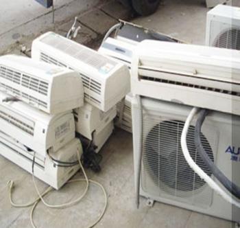 回收柜式空调分体壁挂空调