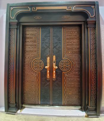 唐山高端铜门