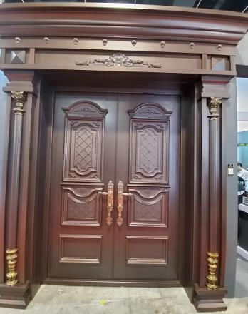 唐山铜门直销