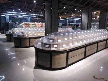 驻马店水果货架无人货架是什么