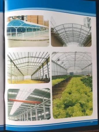湖北武汉玻璃钢透明瓦应用范围和特点
