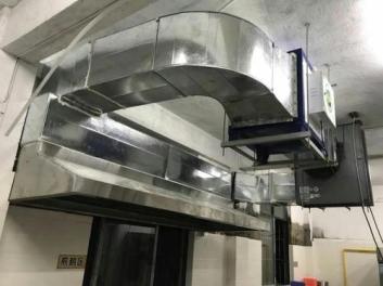 佛山厨房通风管道安装经济实惠
