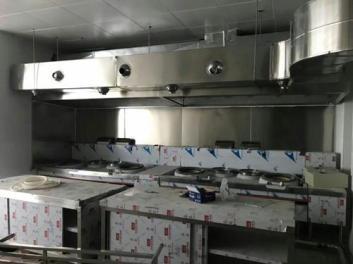 佛山厨房排烟系统上门安装