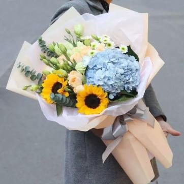 南宁鲜花速递 朵朵花艺鲜花实体店