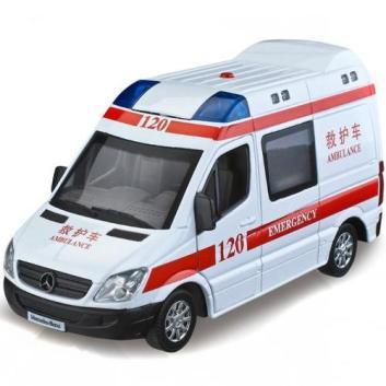 急救车上的急救方法