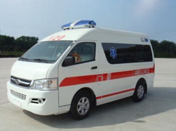 惠州救护车出租告诉你遇到危险怎么自救