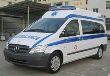 救护车出租告诉你车上抢救急救方法