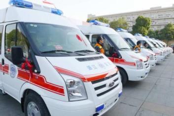 急救车抢救要点和症状