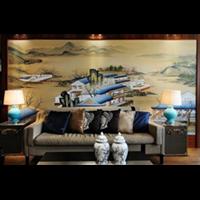 慈溪公益文化墙壁画质量高