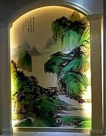 慈溪文化墙设计