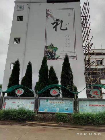 宁波文化墙可根据您的喜好进行设计制作