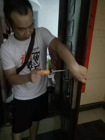 柳州安装指纹密码锁安全吗