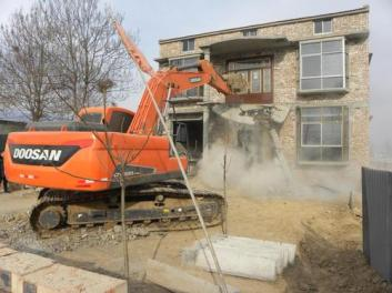 南昌拆除工程专业承包企业一级资质条件是