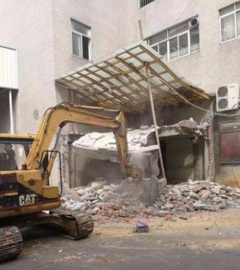南昌楼面砸墙拆除工程施工计划及方法