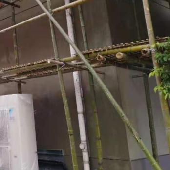 上海宝山区脚手架搭建公司  资质证照齐全