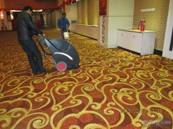 珠海地毯清洗步骤与方法