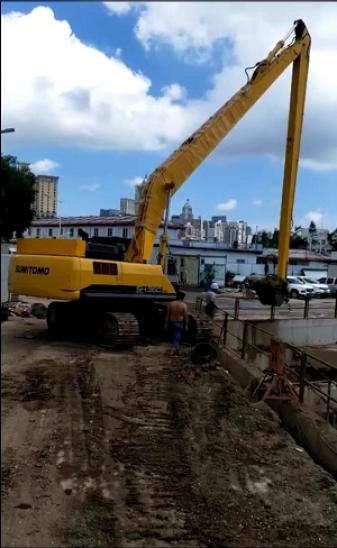 珠海永兴挖掘机出租设备性能可靠
