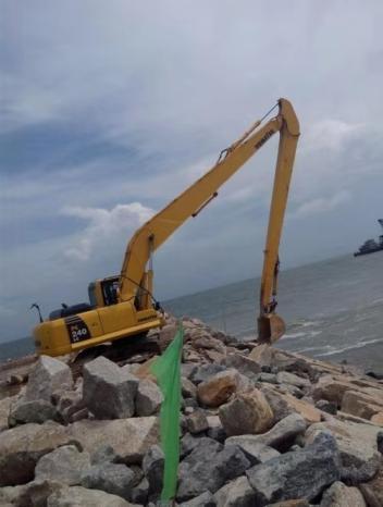 珠海挖掘机出租的每一台挖掘机设备均能正常使用