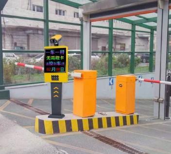 贵阳市上门安装车牌识别系统