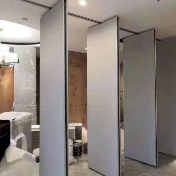杭州酒店卫生间活动隔断材料选择