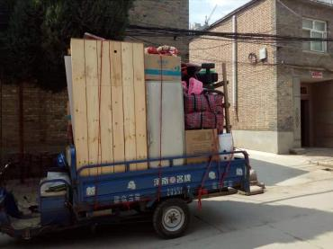 晋城首选三轮车搬家拉货出租公司