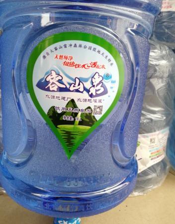 兴宁区桶装水配送公司 购水送机 购机送水
