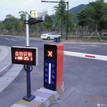 重庆车牌识别系统帮助停车场快速出入