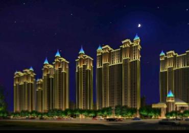 【武汉市】城市楼体亮化
