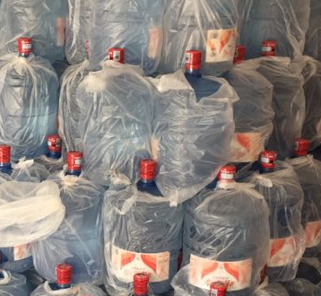 洛阳桶装水配送就到温馨水站