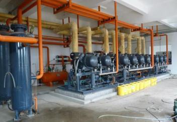 海南氟用蒸发冷凝器设备介绍