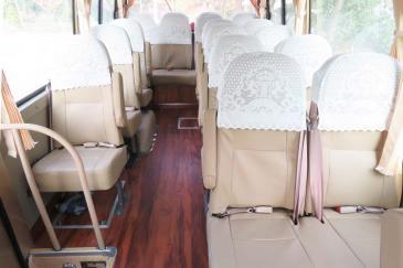 江苏低价销售19座客车