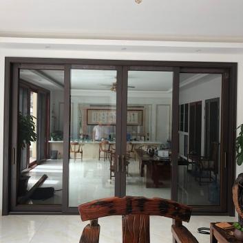 三亚铝合金门窗安装外框及质量要求