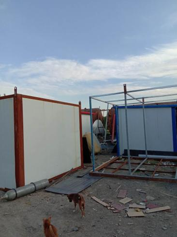 乌鲁木齐二手活动板房出售