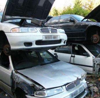 佛山报废车回收价格
