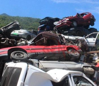 佛山报废车回收二手车回收