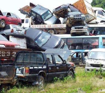 佛山报废车回收